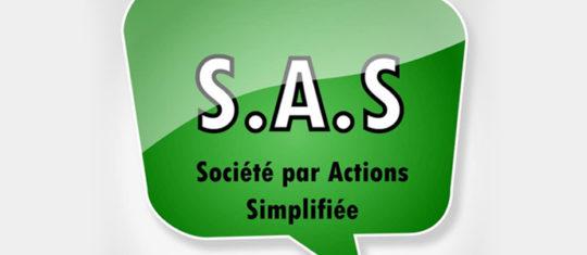 création d'une SAS ou d'une SASU